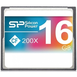 Silicon Power 200X Compact Flash 16GB