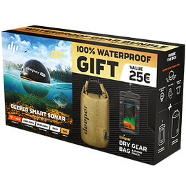 Deeper Eholote Smart Fishfinder Summer Bundle 2019