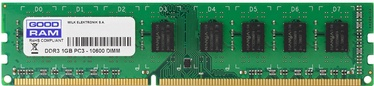 GoodRam 1GB 1333MHz CL9 DDR3 DIMM GR1333D364L9/1G