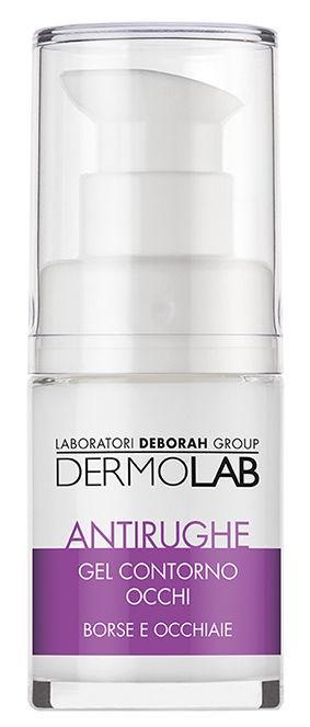 Deborah Milano Dermolab Anti Wrinkle Eye Contour Gel 15ml