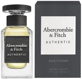 Abercrombie & Fitch Authentic Man 50ml EDT