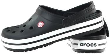 Шлепанцы Crocs Crocband Black 45-46