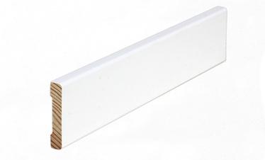 Uksepiirdeliist 12x42mm mänd valge 2,2m