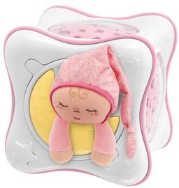 Ночники Chicco Rainbow Cube Pink, белый/розовый