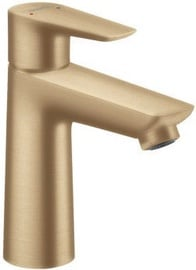 Hansgrohe Talis E 110 Sink Faucet with Pop-Up Brushed Bronze