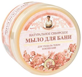 Travy Sbory Agafji Bath Soap For Body And Hair 500ml Pink
