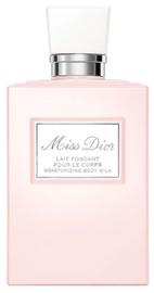 Ķermeņa piens Christian Dior Miss Dior Misturizing, 200 ml