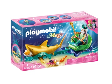 Constructor playmobil magic 70097