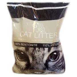 Bekvapis kačių kraikas Tiger Pet, 10 l
