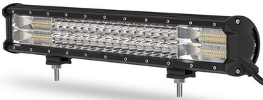Tri-Row LED Light Bar 288W