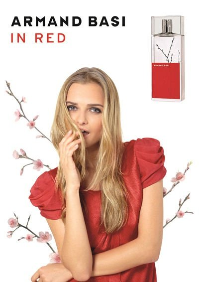 Tualettvesi Armand Basi In Red 50ml EDT