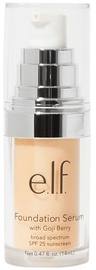 E.l.f. Cosmetics Beautifully Bare Foundation Serum SPF25 14ml Fair/Light