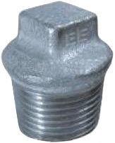 "STP Fittings Radiator Tap with External Tap Zinc 1 1/4"""