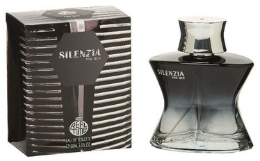 Tualetes ūdens Real Time Silenzia 100ml EDT