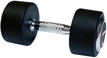 inSPORTline Rubber Dumbbell Pro 27.5kg