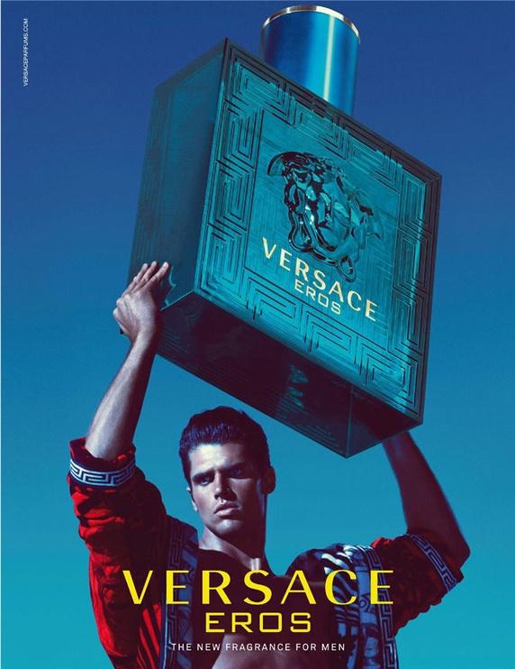 Набор для мужчин Versace Eros 3pcs Set 150 ml EDT