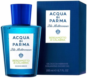 Acqua Di Parma Blu Mediterraneo Bergamotto di Calabria 200ml Exhilarating Shower Gel