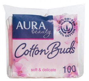 Aura Cotton Buds 100pcs