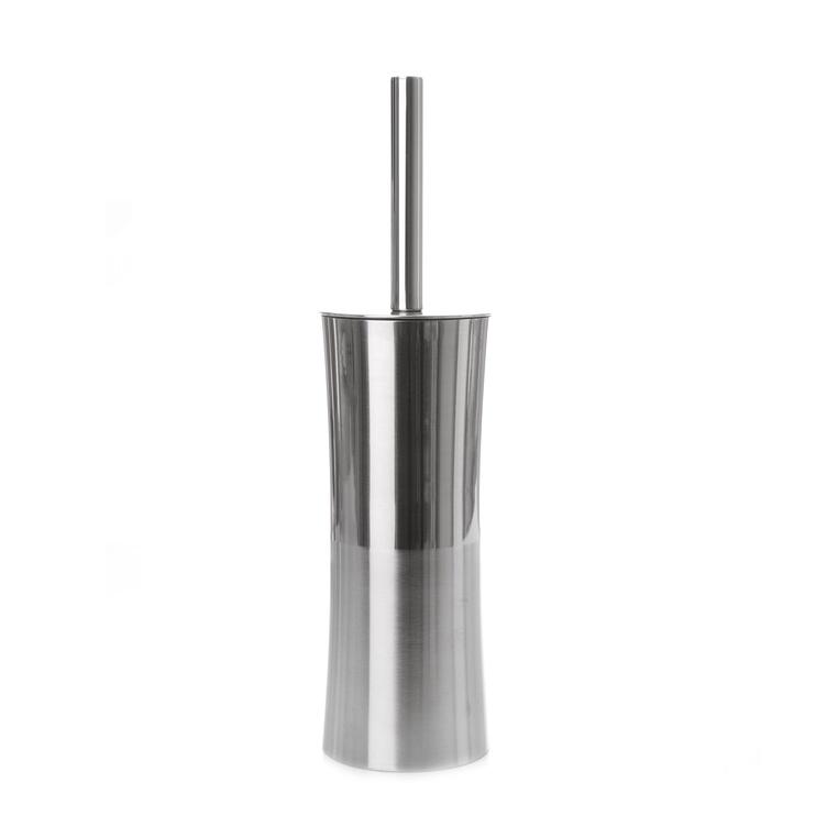Tualetes birste Thema Lux Novito BSM-0009 10x38cm, melna