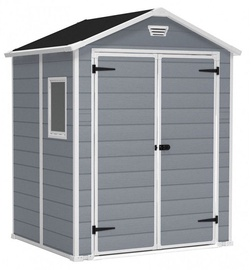 Keter Garden Shed Manor 6x5 DD