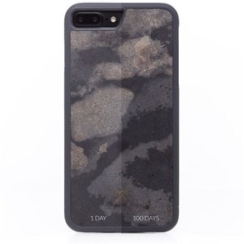 Woodcessories Stone Collection Eco Case iPhone 7/8+ Granite Gray