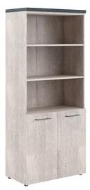 Skyland Torr Z Office Cabinet THC 85.5 Canyon Oak