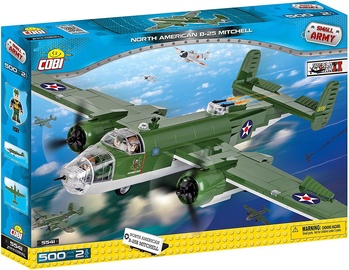 Cobi Small Army WW2 North American B-25B Mitchell 5541