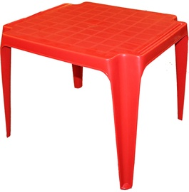 Progarden Baby Table 56x52x44cm Red