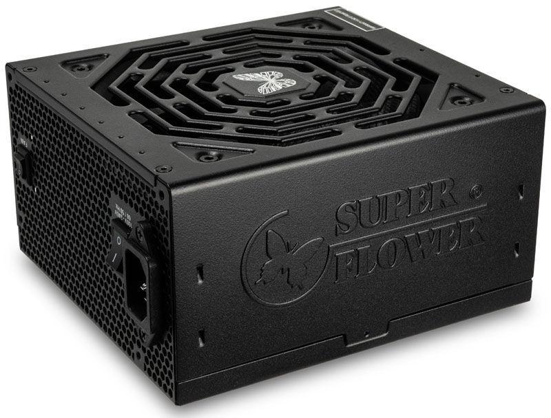 Super Flower Leadex III 80 Plus Gold 850W Black