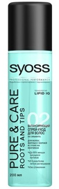 Syoss Purify & Care Balancing Spray Conditioner 200ml