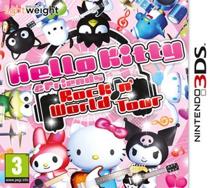 Hello Kitty and Friends: Rockin' World Tour 3DS