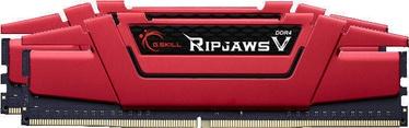 G.SKILL RipJawsV Red 8GB 2800MHz CL15 DDR4 KIT OF 2 F4-2800C15D-8GVR