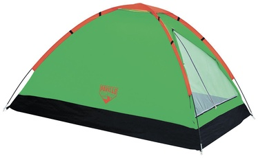 Palapinė Bestway 68010 Pavillo Plateau X3 Tent Green