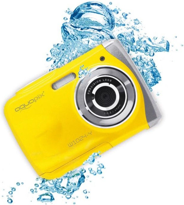 Easypix AquaPix W1024-Y Splash Yellow