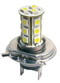 Автомобильная лампочка Bottari 17898, белый, 12 В