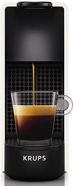Krups Nespresso Essenza Mini & Aeroccino3 XN1111 Black/White