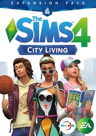 Sims 4: City Living Expansion Pack PC