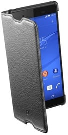 Cellular Line Essential Book Case For Sony Xperia Z4 Black
