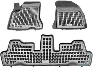 REZAW-PLAST Citroen C4 Picasso II 2013 7 Seats Rubber Floor Mats