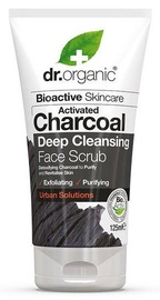 Dr. Organic Charcoal Face Scrub 125ml