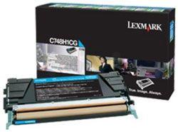 Lexmark C748H3CG CYAN
