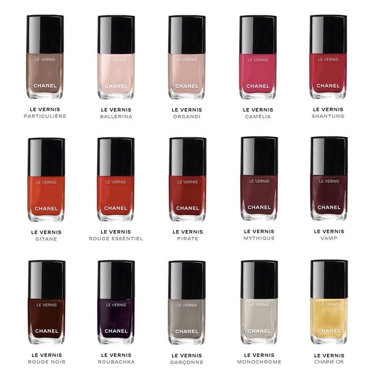 Chanel Le Vernis Longwear Nail Colour 13ml 506