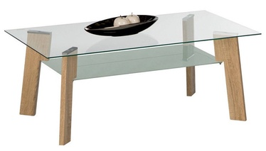 Black Red White Johnny Coffee Table