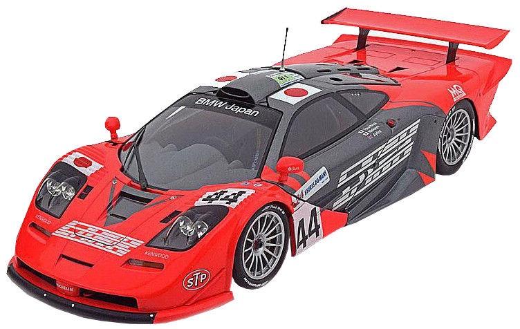 Minichamps McLaren F1 GTR Lark Team Red/Grey