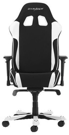 DXRacer King Gaming Chair GC-K11-NW-S3 Black/White