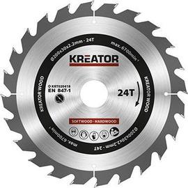 Kreator Sawblade 200x30x2.2mm 24T