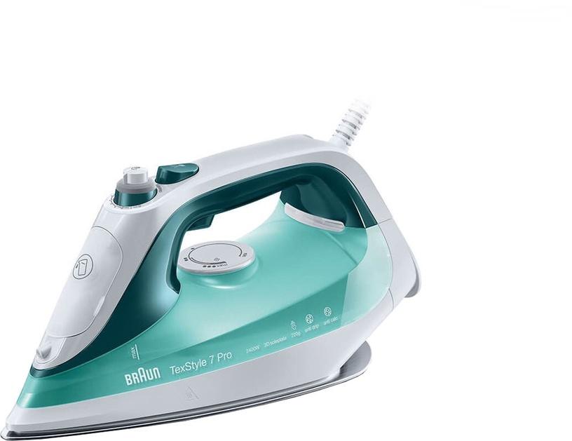 Утюг Braun TexStyle 7 Pro SI 7042 Green