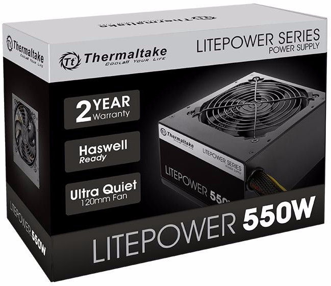 Thermaltake Litepower 550W PS-LTP-0550NPCNEU-2