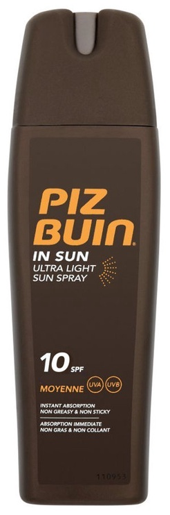 Piz Buin In Sun Spray SPF10 200ml