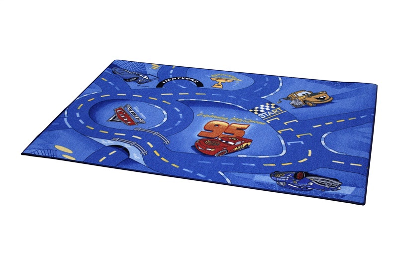 Kilimas Associated Weavers World of Cars CARS77, 133x95 cm